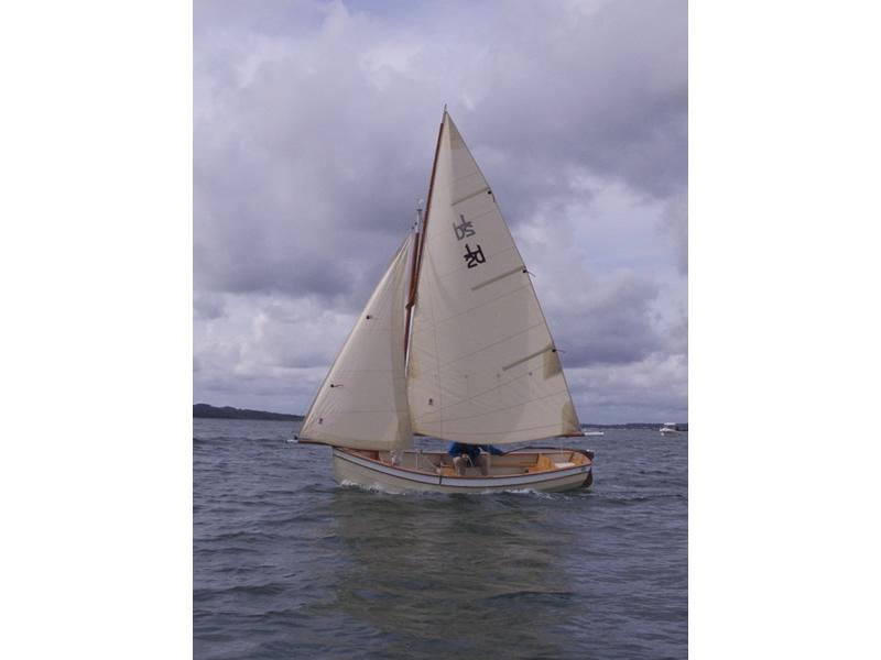 Willow Bay Boats. 'Ha'penny'