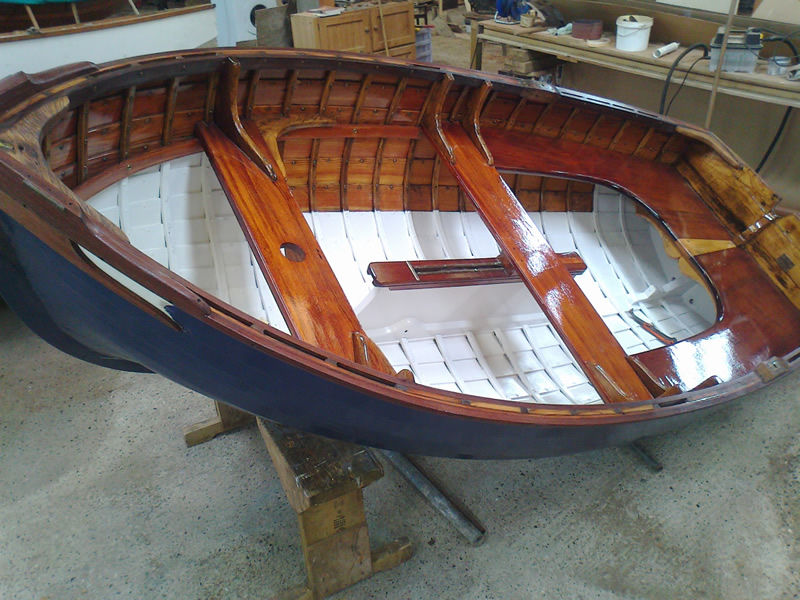 Ryan Kearley. Pratt & Sons, Dinghy
