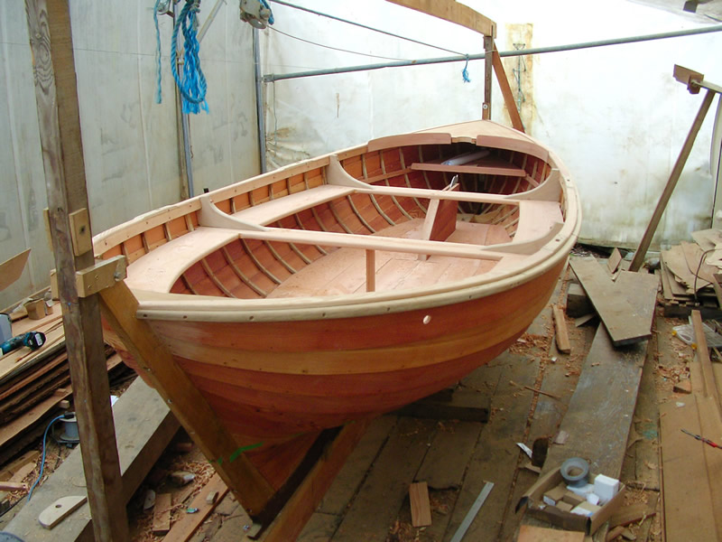 A.R. Way. Oban Skiff 1/4