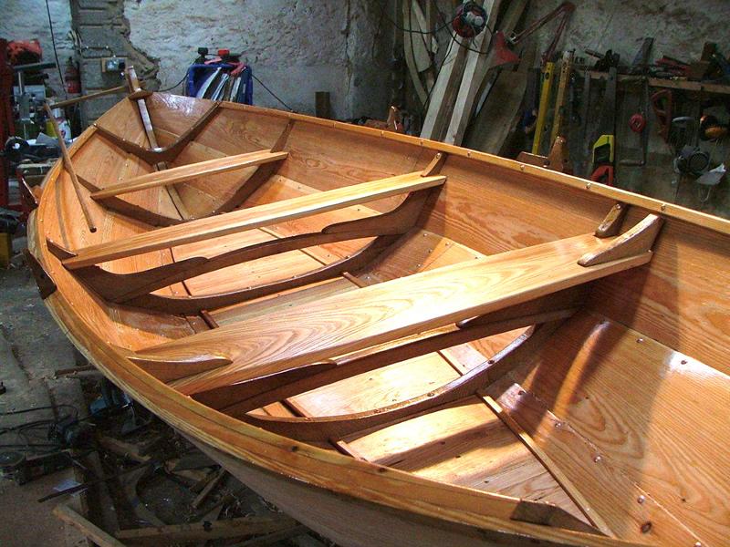 Viking Boats. 'faering' 2/2