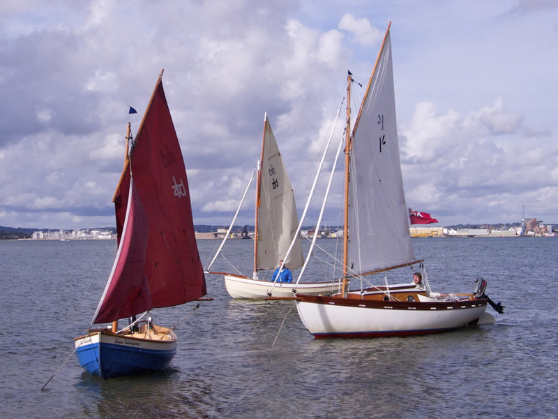 Willow Bay Boats. Flotilla