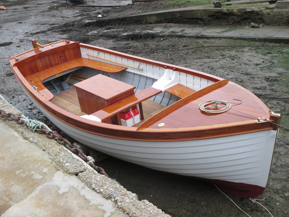 WBTA - Mike Atfield - Wooden Boats