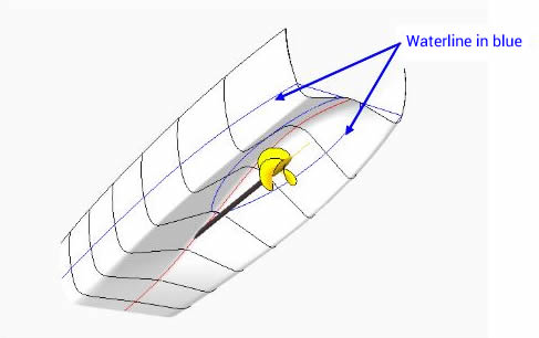 Graphic of Waterline