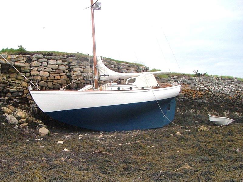 Viking Boats. Virtue 'Sally'