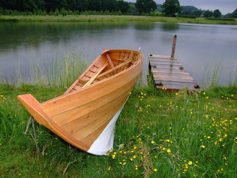 Viking Boats. 'Sjekte'