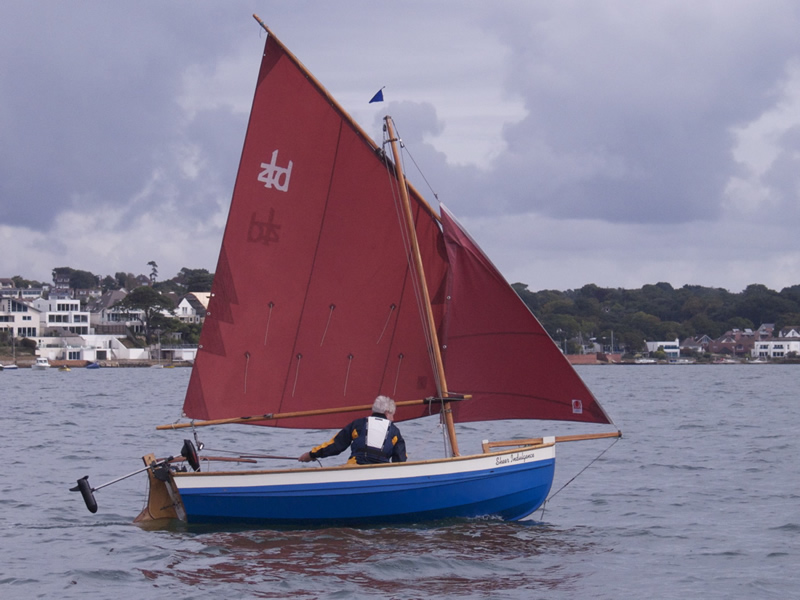 Willow Bay Boats. 'Farthing'