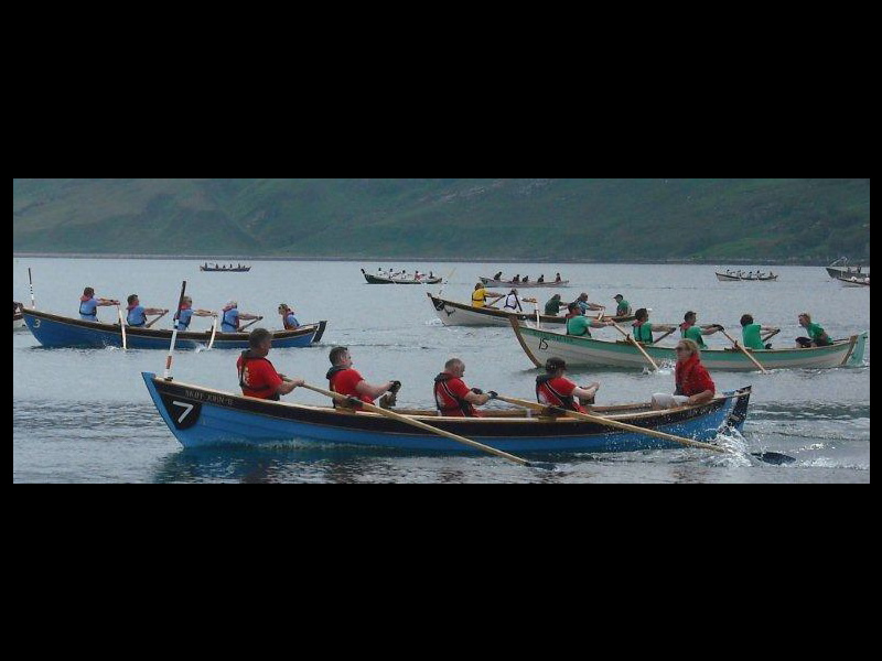 Ian Oughtred. St. Ayles Skiffs